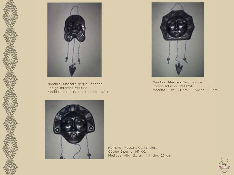 Nombre: Máscara Cantimplora