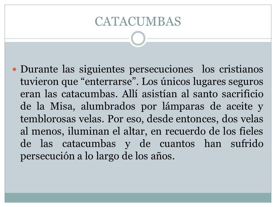 CATACUMBAS