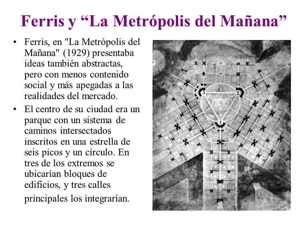Ferris y La Metrópolis del Mañana