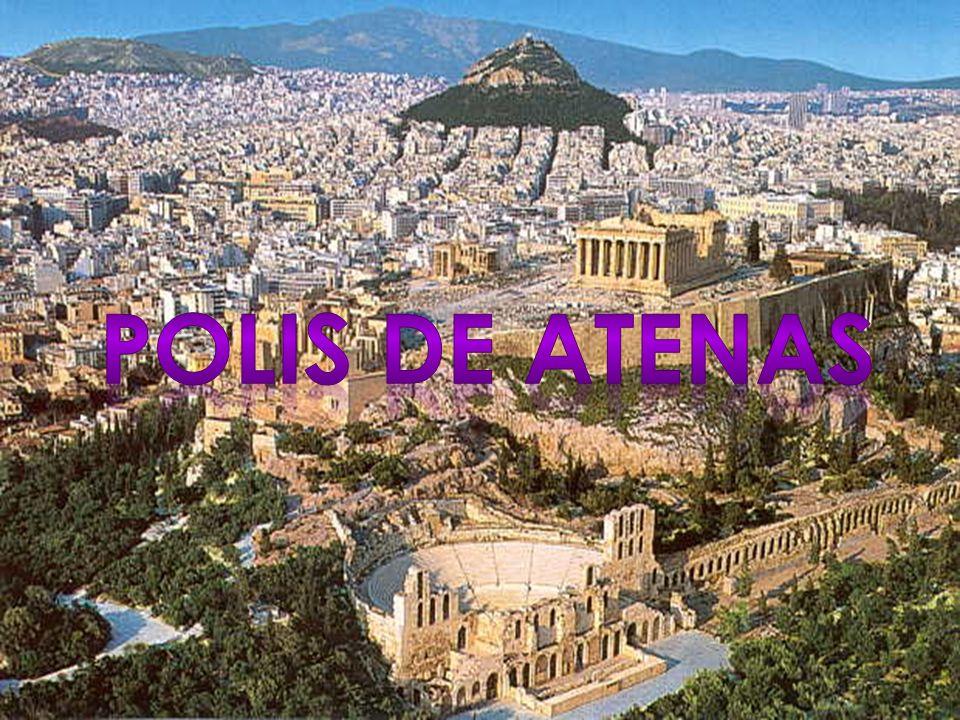 Polis de Atenas