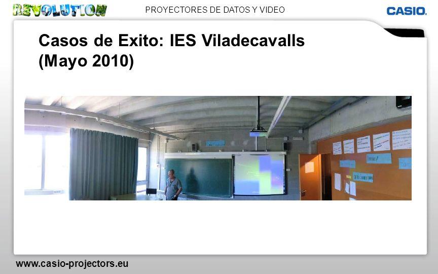 Casos de Exito: IES Viladecavalls (Mayo 2010)