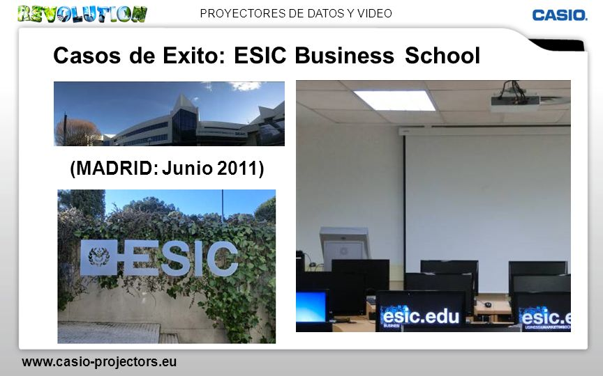 Casos de Exito: ESIC Business School
