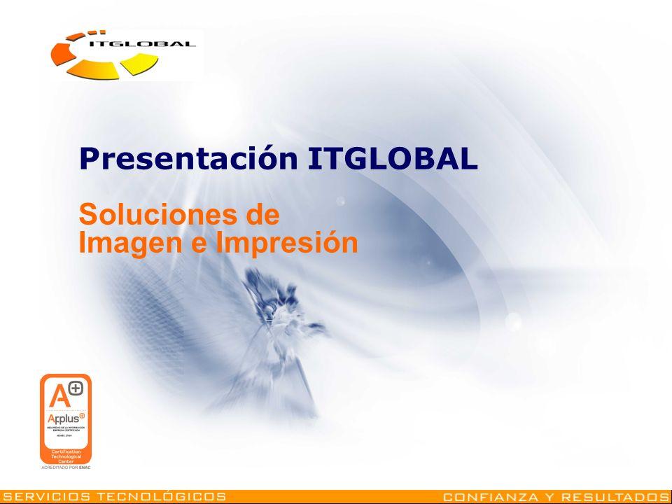 Index Presentación ITGLOBAL 1. Presentació 2. Els Nostres Valors