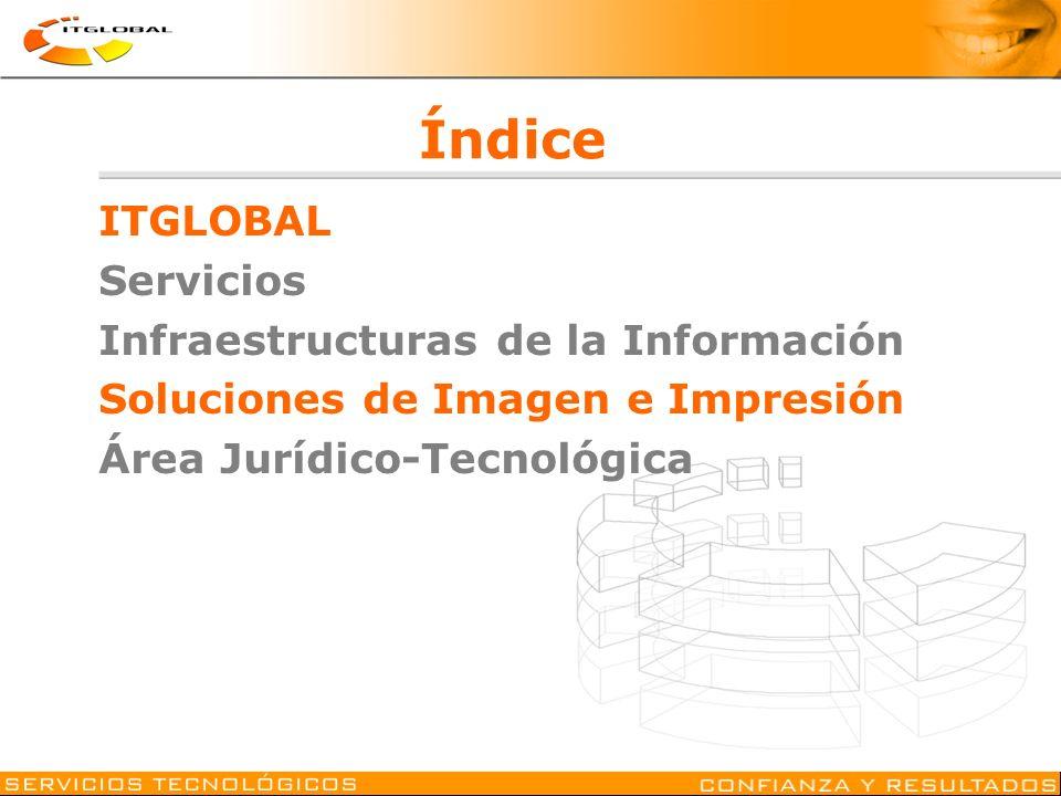 Índice ITGLOBAL Servicios Infraestructuras de la Información