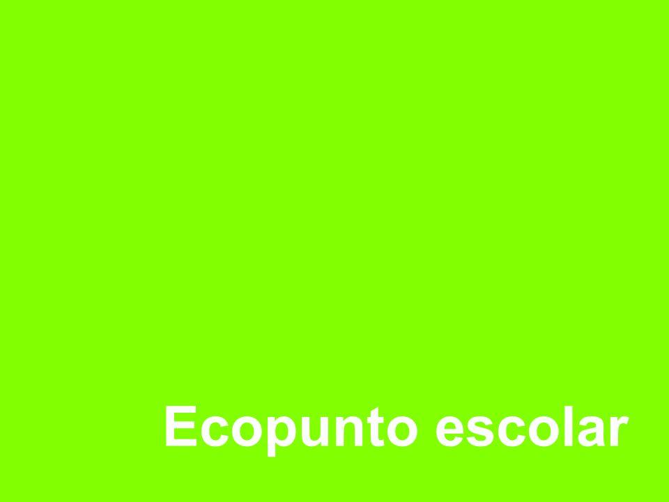 Ecopunto escolar