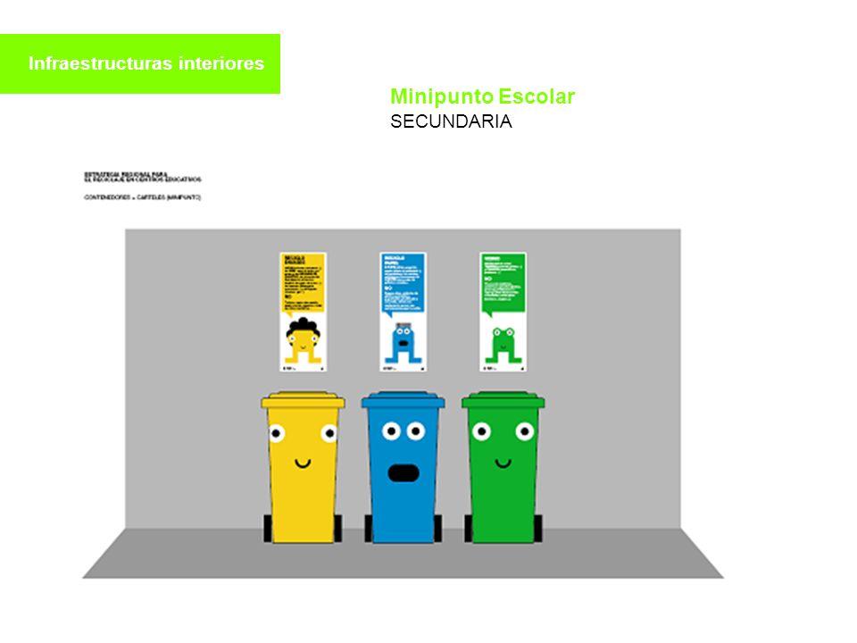 Minipunto Escolar SECUNDARIA