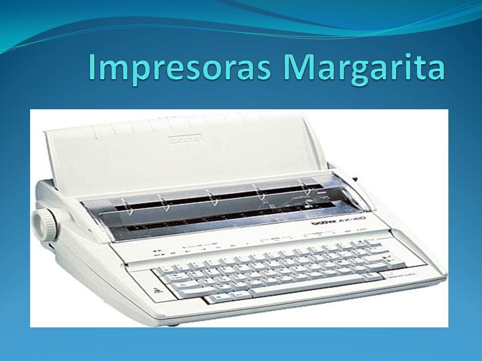 Impresoras Margarita