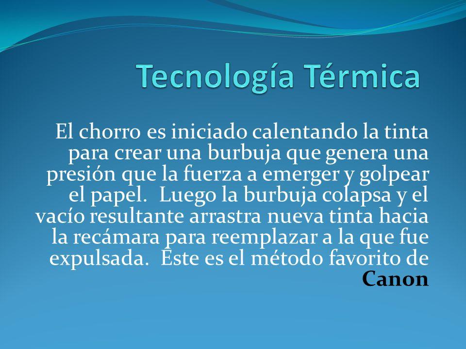 Tecnología Térmica
