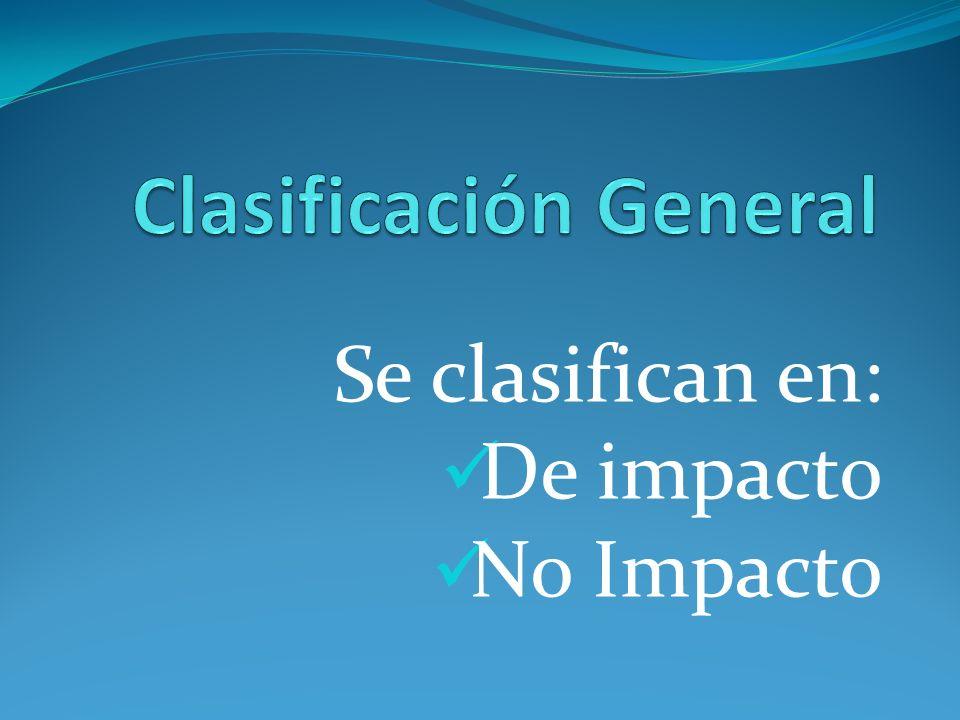 Clasificación General
