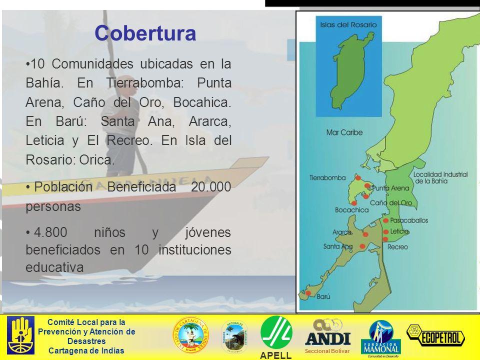 Comité Local para la Prevención y Atención de Desastres
