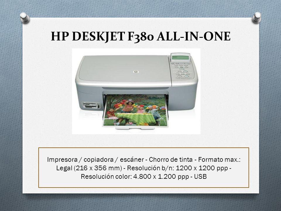 HP DESKJET F380 ALL-IN-ONE