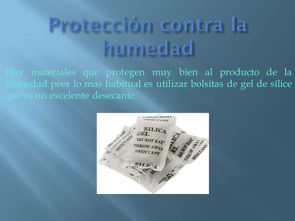 Protección contra la humedad
