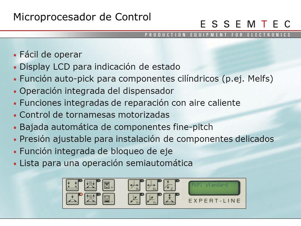 Microprocesador de Control