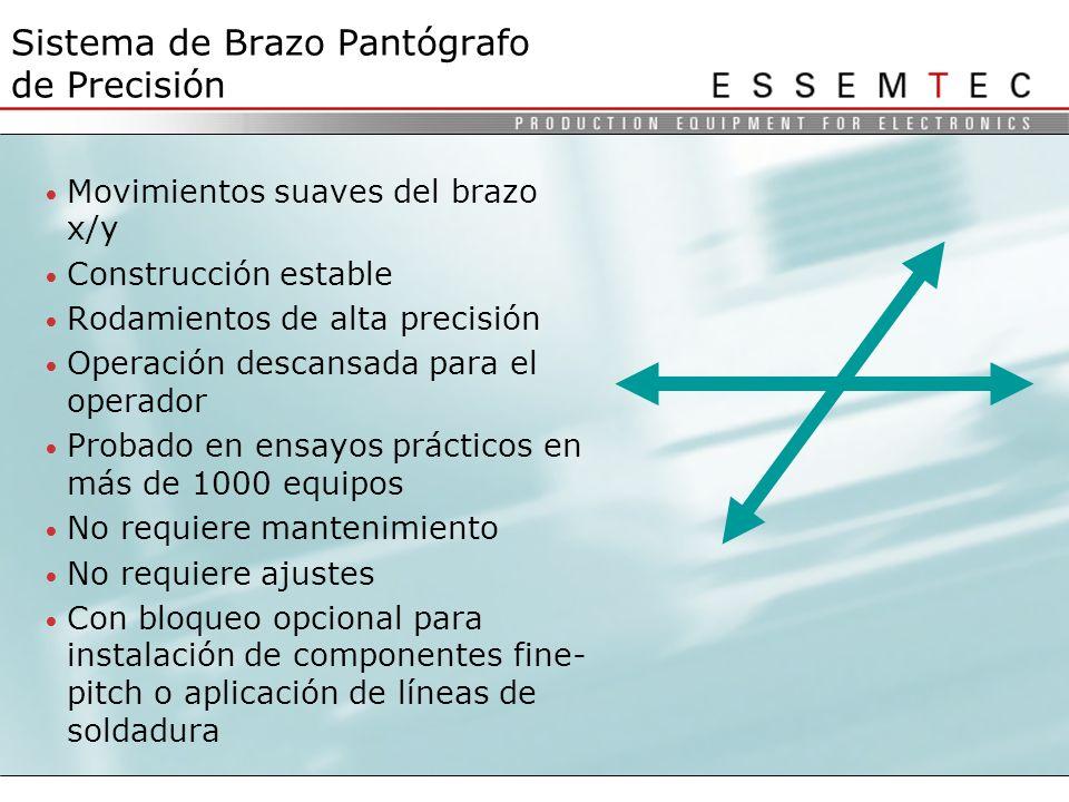 Sistema de Brazo Pantógrafo de Precisión