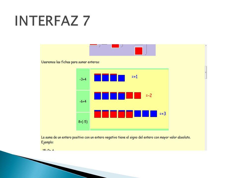 INTERFAZ 7