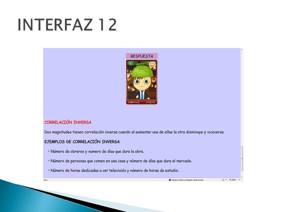 INTERFAZ 12