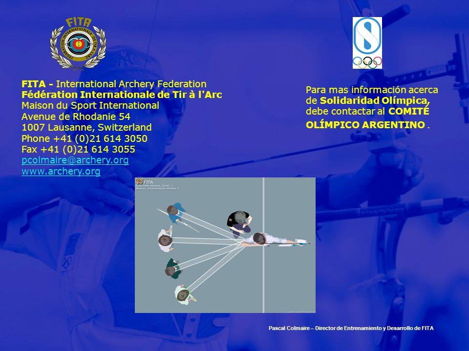 FITA - International Archery Federation