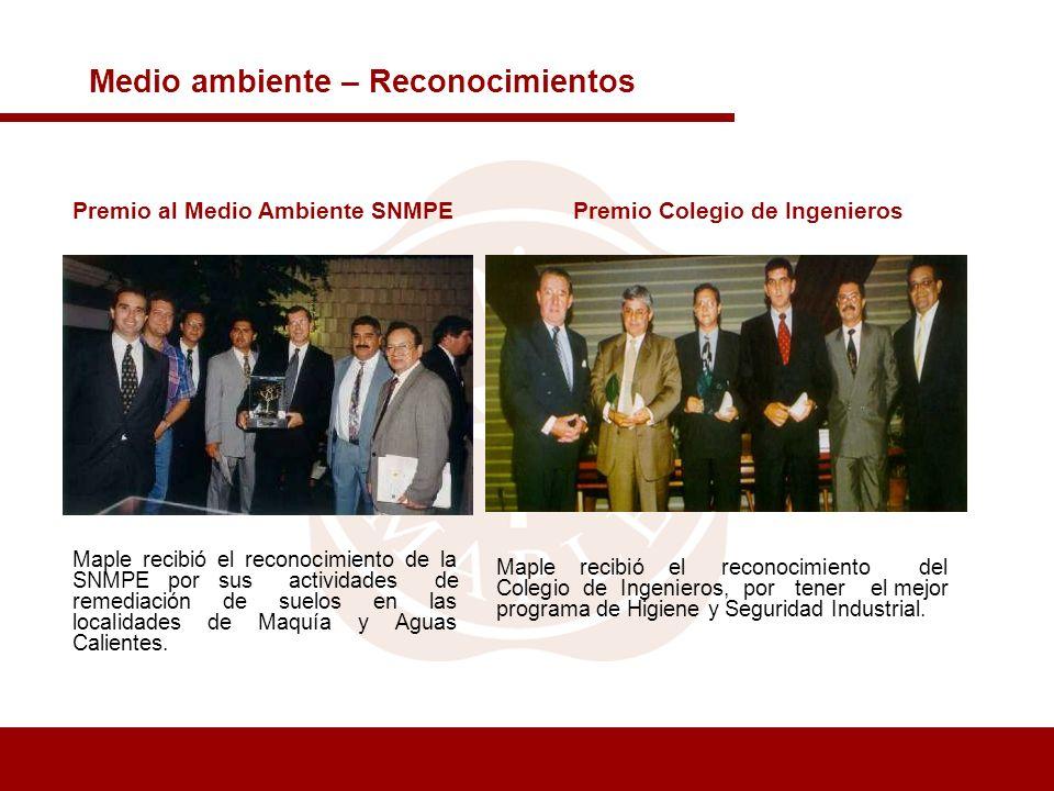 Premio Colegio de Ingenieros