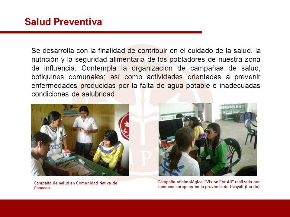 Salud Preventiva