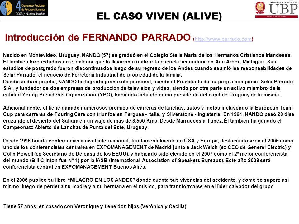 Introducción de FERNANDO PARRADO (http://www.parrado.com)