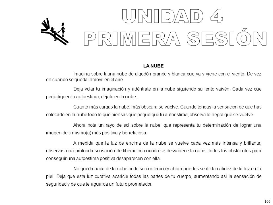 UNIDAD 4 PRIMERA SESIÓN LA NUBE