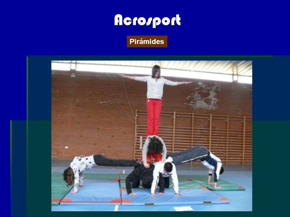 Acrosport Pirámides
