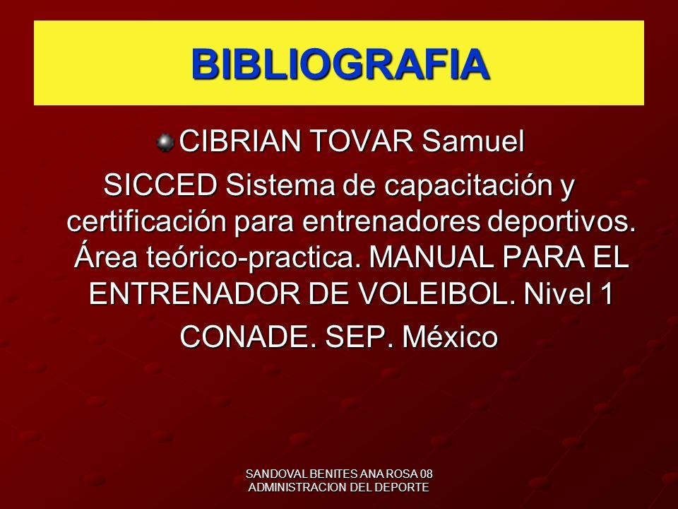 SANDOVAL BENITES ANA ROSA 08 ADMINISTRACION DEL DEPORTE