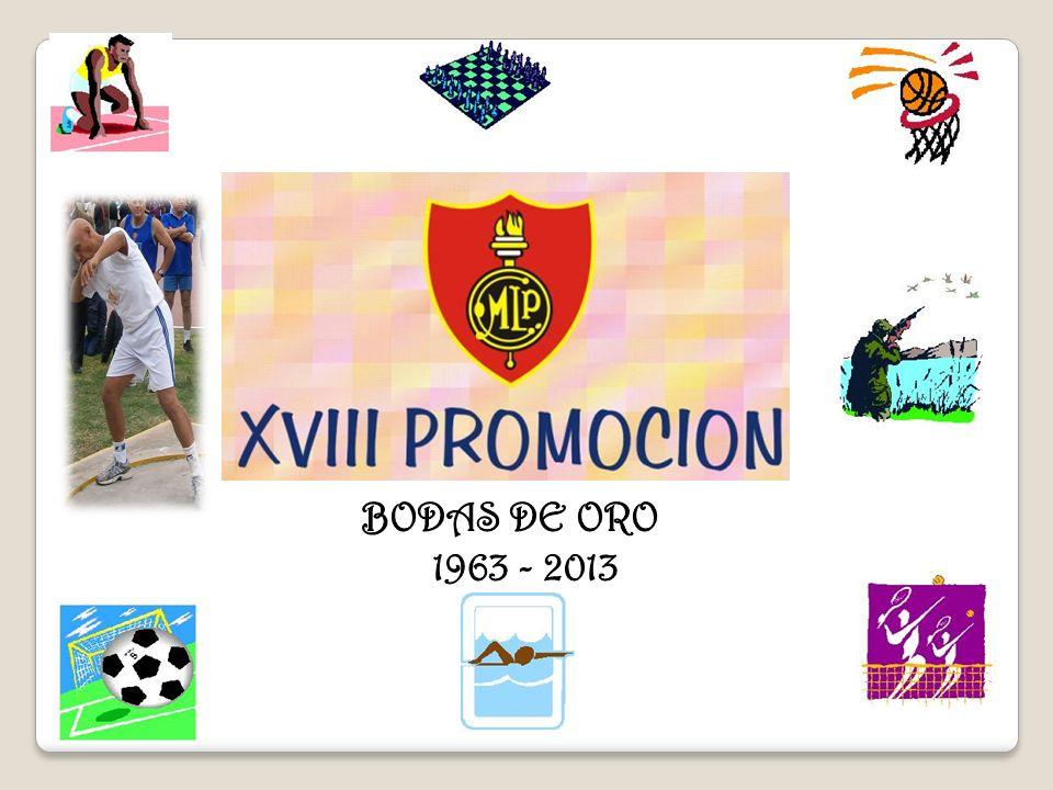 BODAS DE ORO 1963 - 2013