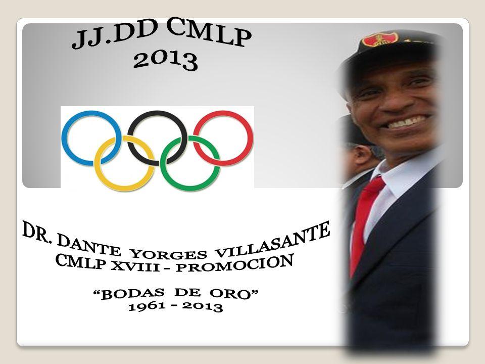 DR. DANTE YORGES VILLASANTE