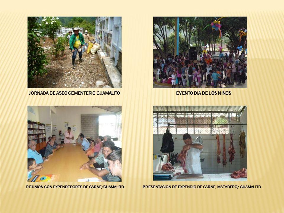 REUNION CON EXPENDEDORES DE CARNE/GUAMALITO