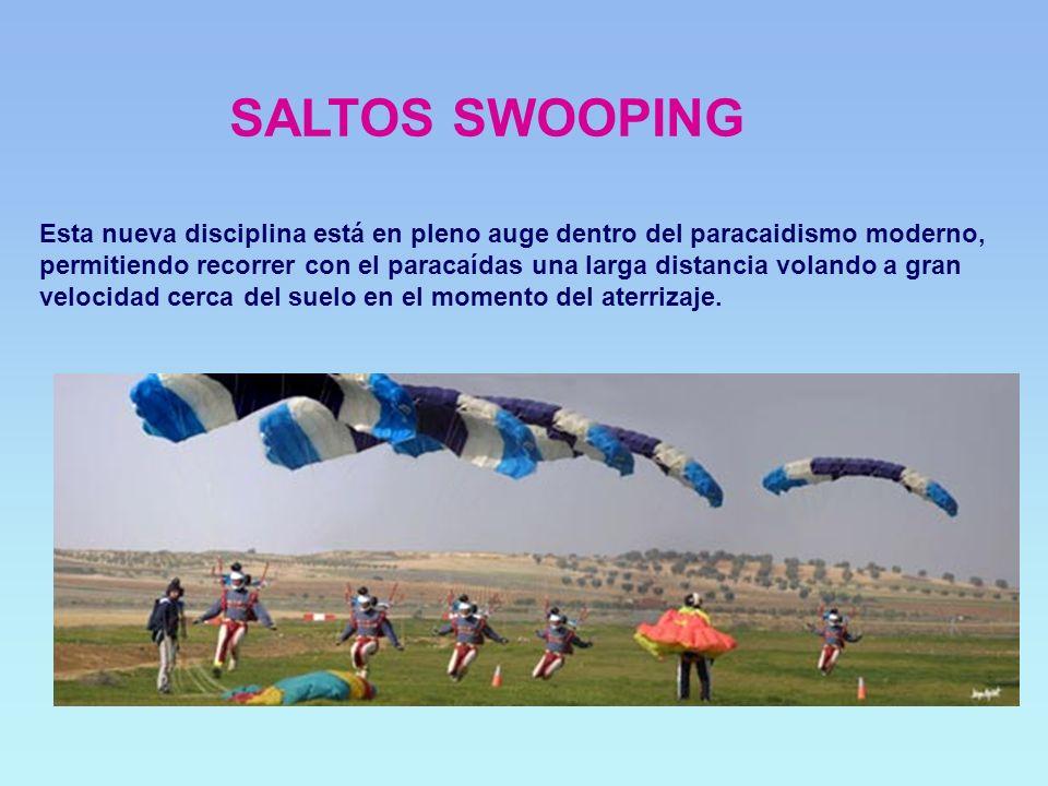 SALTOS SWOOPING