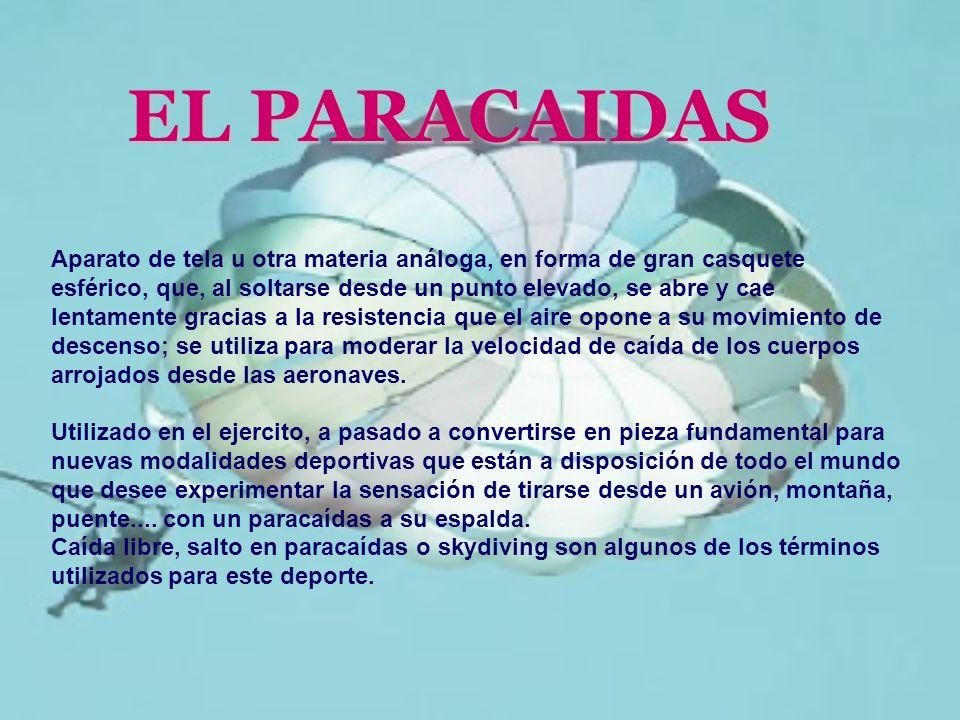 EL PARACAIDAS
