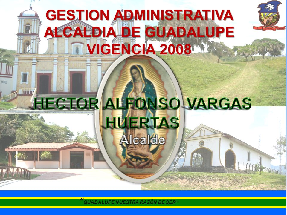 GESTION ADMINISTRATIVA HECTOR ALFONSO VARGAS HUERTAS
