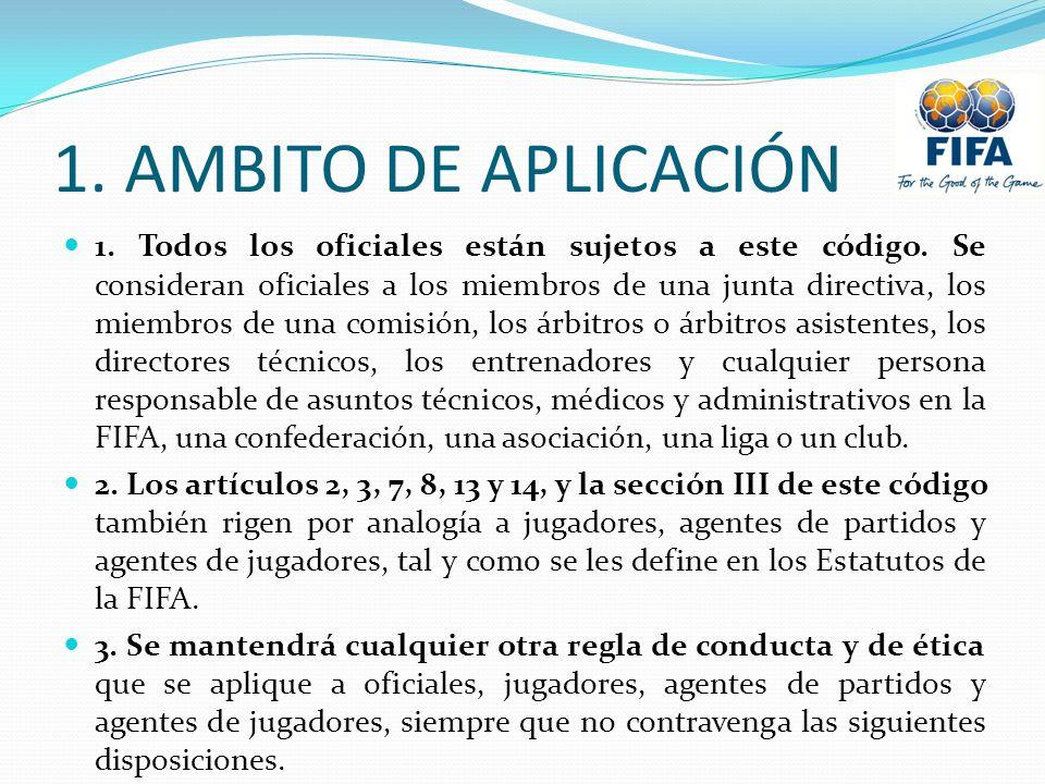 1. AMBITO DE APLICACIÓN