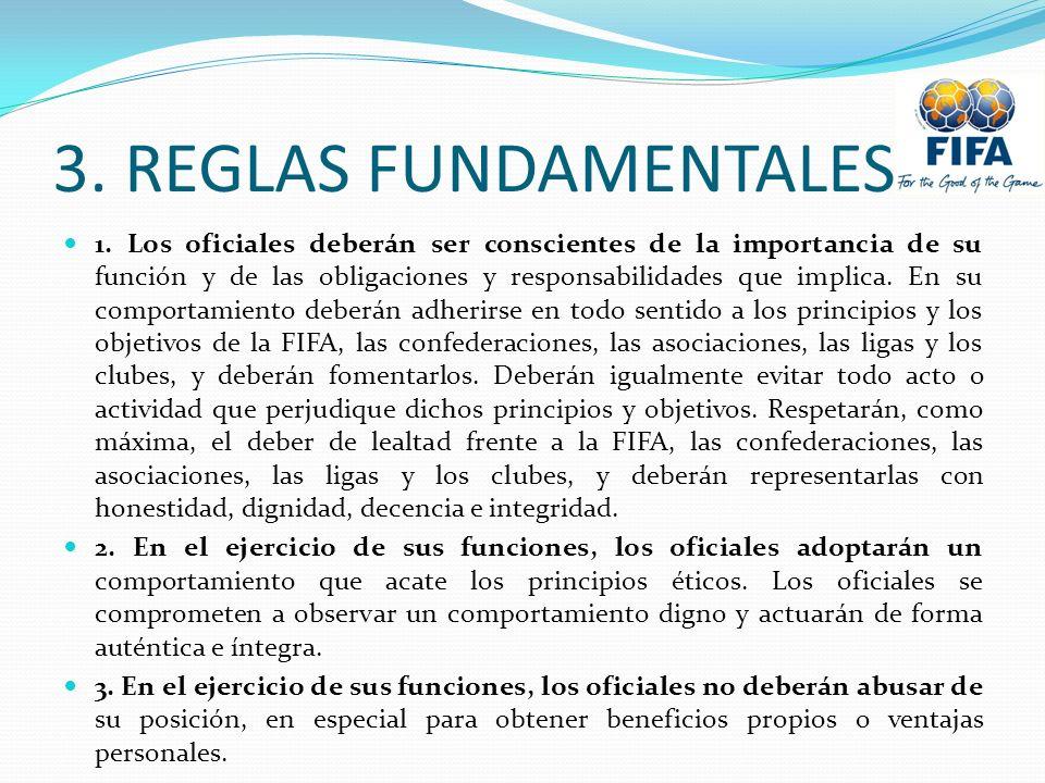 3. REGLAS FUNDAMENTALES