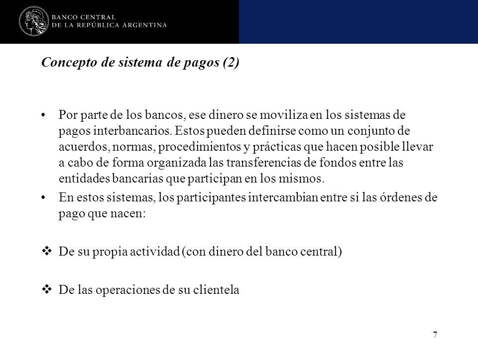 Concepto de sistema de pagos (2)