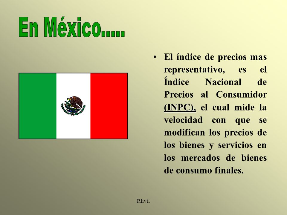 En México.....