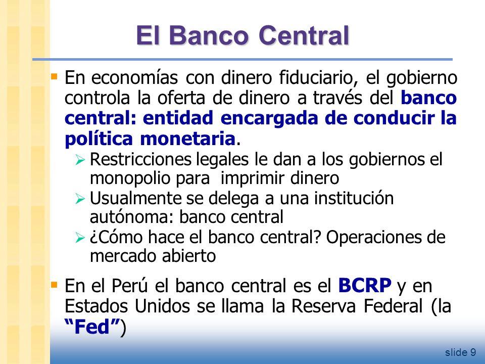 Perú: medidas de dinero