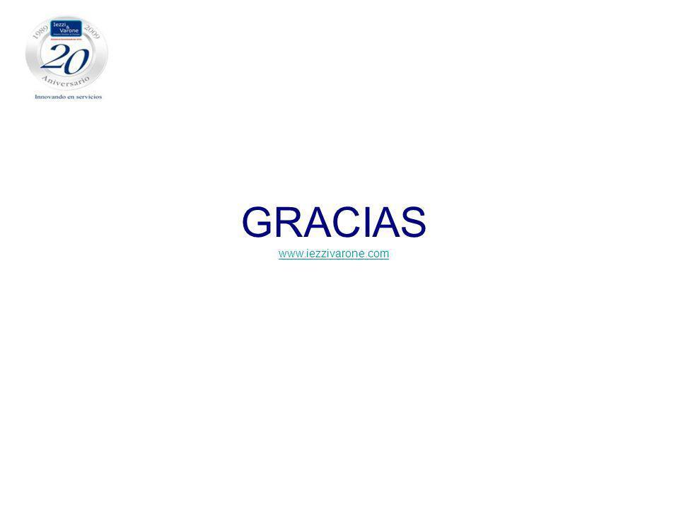 GRACIAS www.iezzivarone.com