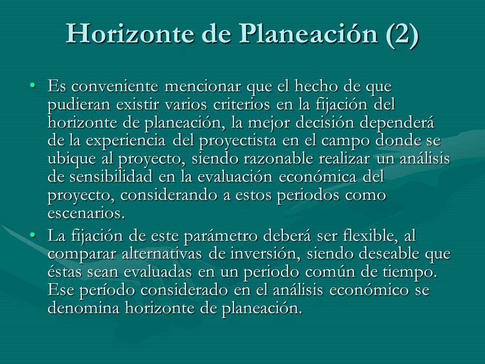Horizonte de Planeación (2)