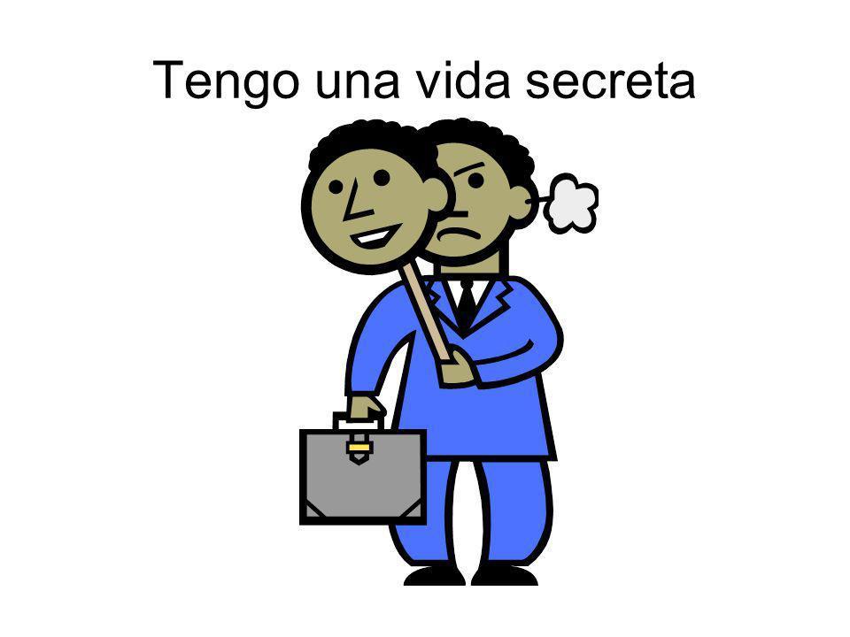Tengo una vida secreta