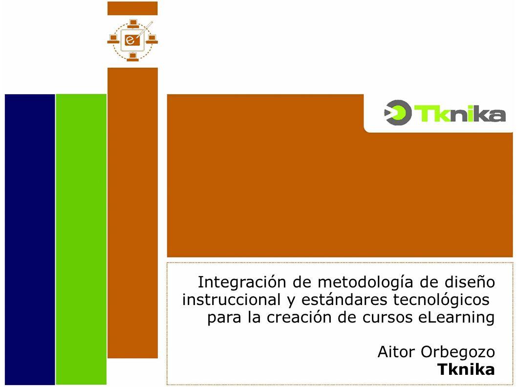 Integración de metodología de diseño