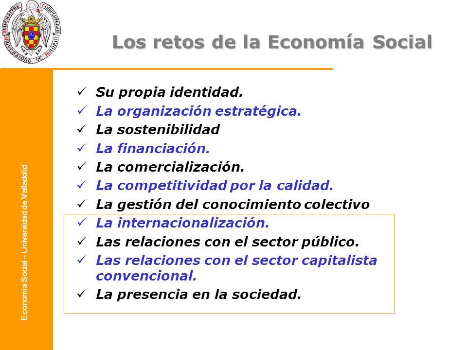 Los retos de la Economía Social