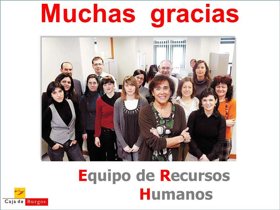Equipo de Recursos Humanos