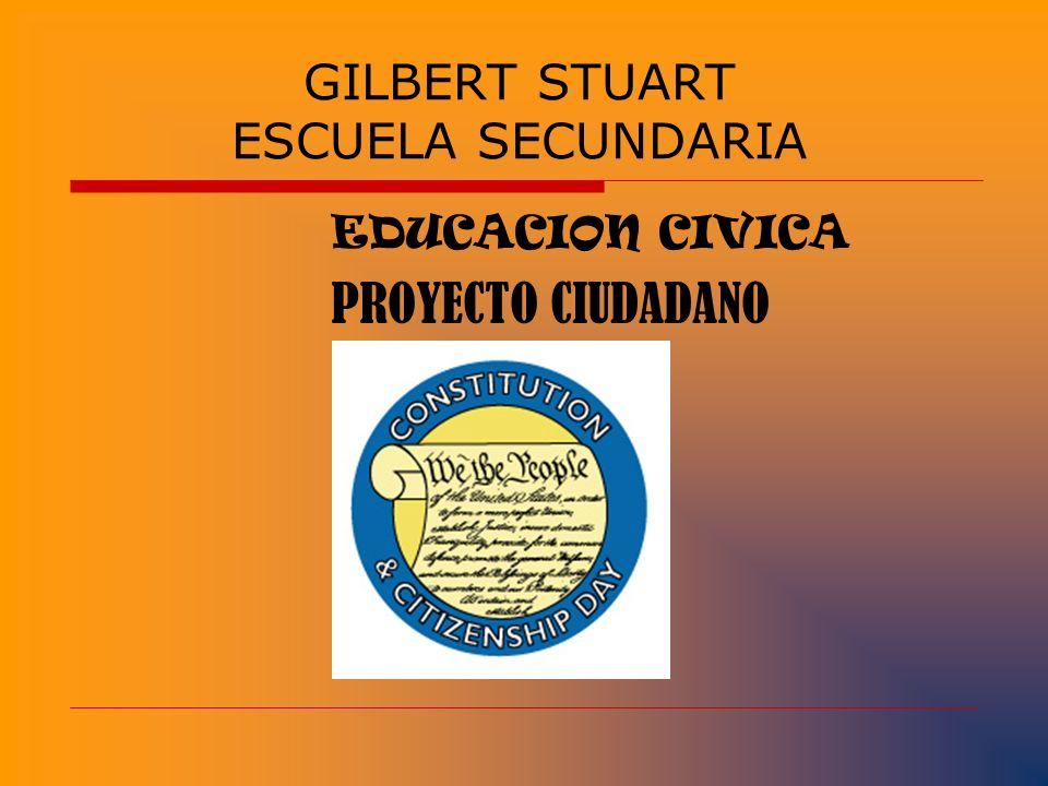 GILBERT STUART ESCUELA SECUNDARIA