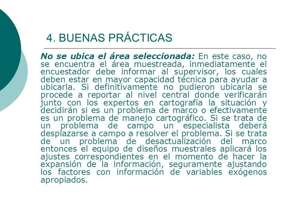 4. BUENAS PRÁCTICAS