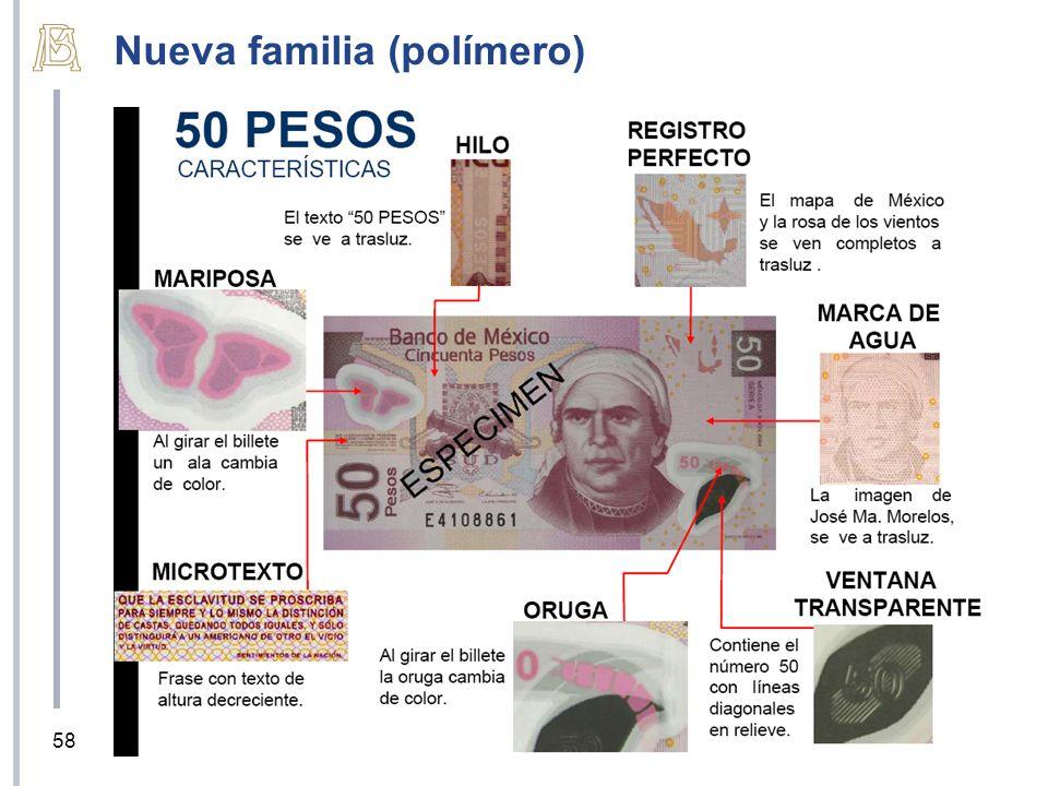 Nueva familia (polímero)