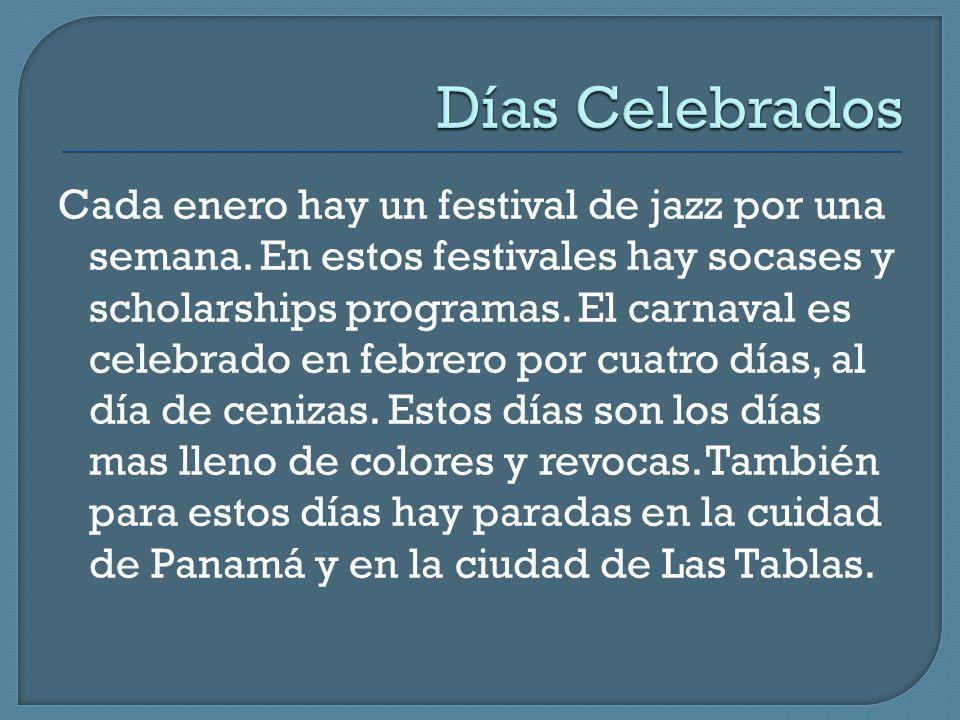 Días Celebrados