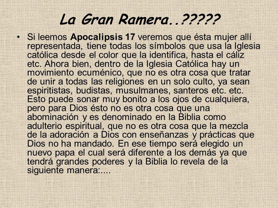 La Gran Ramera..