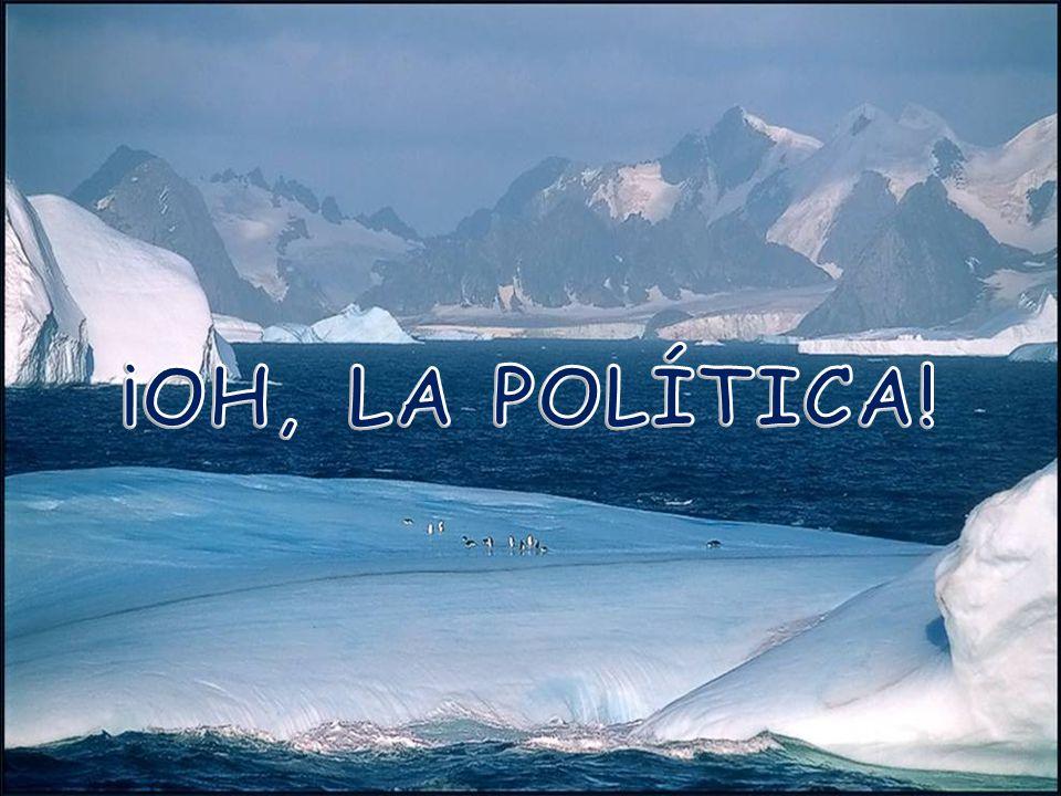 ¡OH, LA POLÍTICA!